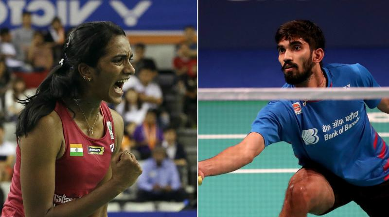 PV Sindhu and Kidambi Srikanth will have no dearth of motivation as they aim to win the coveted All England Championships. (Photo: AP/ Twitter)