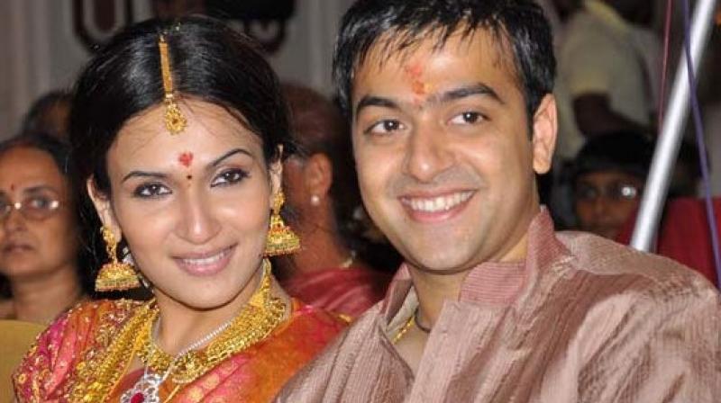 Court grants divorce to Soundarya Rajinikanth and Ashwin