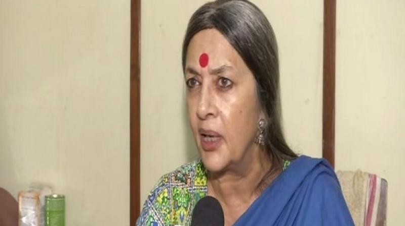 'Ajit Doval going there and chatting with 2-3 people and pretending that everything is normal, this is highly insensitive. The Central government is putting salt on fresh wounds,' Brinda Karat said. (Photo: ANI)