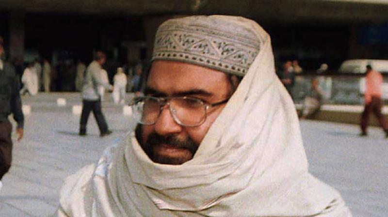 Jaish-e-Mohammed chief Maulana Masood Azhar. (Photo: AP)
