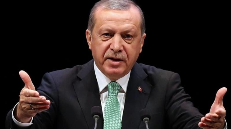 Erdogan says signs show Khashoggi killing planned
