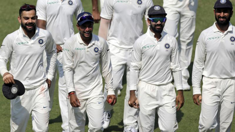 There were not much surprises though, as Prithvi Shaw, Rishab Pant among many others were retained. (Photo: AP)