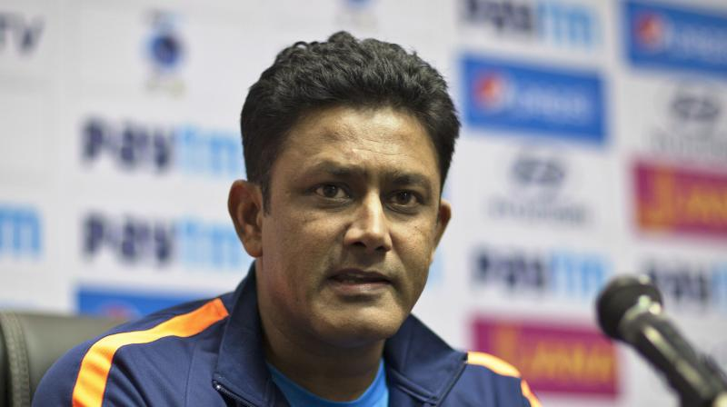 """Over the last two years, you don't hear too many issues (about suspect bowling action) coming up. I think overall ICC has done a great job in controlling that (issue),"" Kumble said at an event in Mumbai. (Photo: AP)"