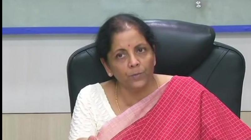 Banks, NBFCs, MFIs not facing liquidity issues: Nirmala Sitharaman
