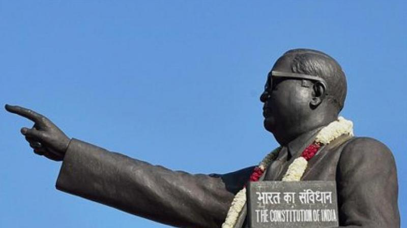 The government will observe B R Ambedkar's birth anniversary as Water Day in view of his contribution toward management of the country's resources. (Photo: PTI/File)