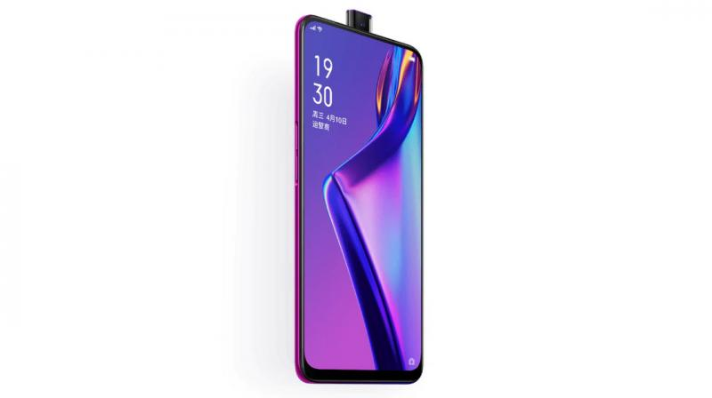 Just like sub-brand's Realme X, the K3 also comes with a 3,765mAh battery and the company's VOOC 3.0 fast charging capabilities.