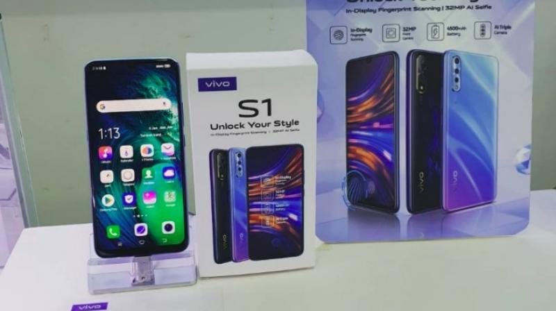 The Vivo S1 will feature a 6.38-inch Super AMOLED display with an in-display fingerprint scanner. It will run on the MediaTek Helio P65 chipset, with Android 9.0 Pie and Vivo's Funtouch 9 skin on top of it. (Photo: indiashopps)