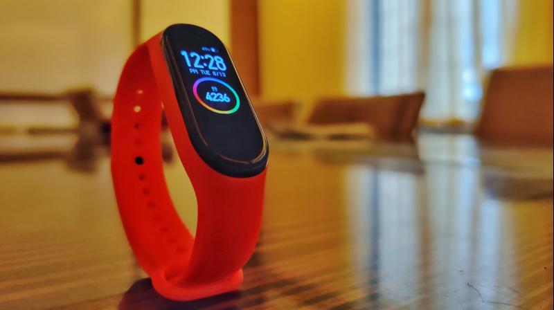 The Mi Band 4 will be available on Amazon for Rs 2,299. The first sale of the device will be on September 19, two days from now, at 12 pm noon.