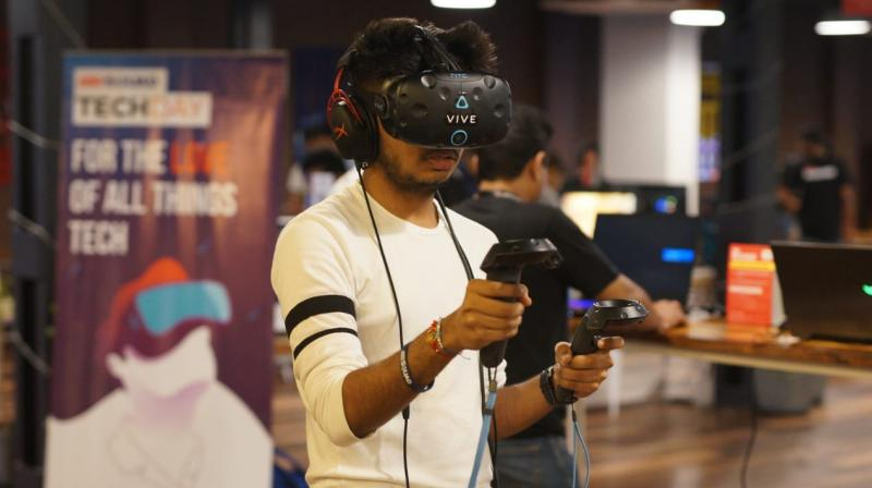The country's top tech bloggers, Youtubers, Instagram Influencers engaged with an exciting mix of gaming consoles, OLED TVs, smartphones, desktops, laptops, PC accessories and more.