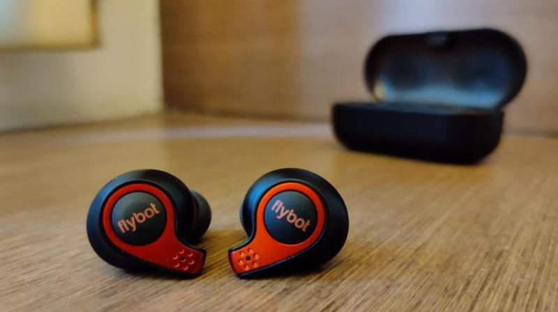 The Flybot Actives are sporty wireless earphbuds that offer good punchy sound with water resistance and durability. They sell for Rs 3,799 on Amazon.