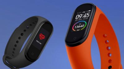 The Mi-Band 4 with a color AMOLED screen and the new six-axis sensor is the best affordable fitness tracker out there. WHile still not available in India, you can easily import one for about Rs 2,500.