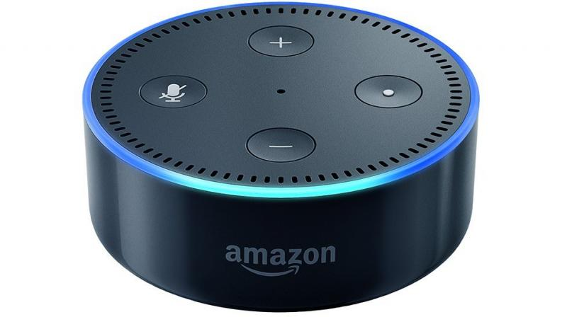 The Amazon Echo Dot and Google Home Mini were available to the customers for around $29 from $50. (Photo: Amazon Echo Dot)