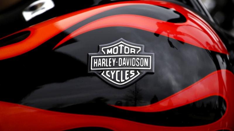Trump 'surprised' as Harley-Davidson moves some production overseas