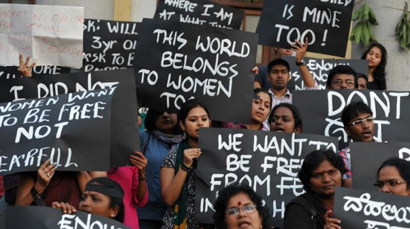 India ranks FIRST in the most unsafe place for women!