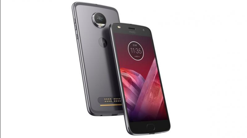Motorola launches Moto Mods for Z2 Play