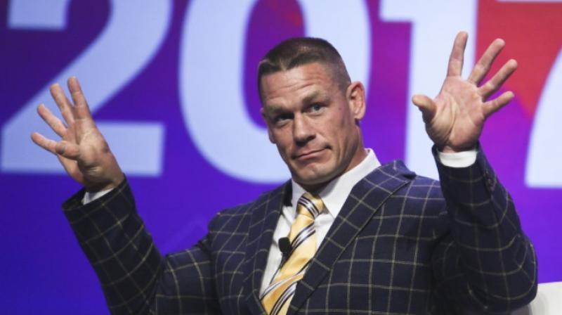 Cena's epic tweet has been retweeted over 1,59,000 times and gathered above 2,43,000 likes in no time. (Photo: AP)
