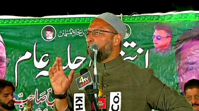 Owaisi also said that the government should give reservation to Muslims just as it has given to Marathas. (Photo: File)