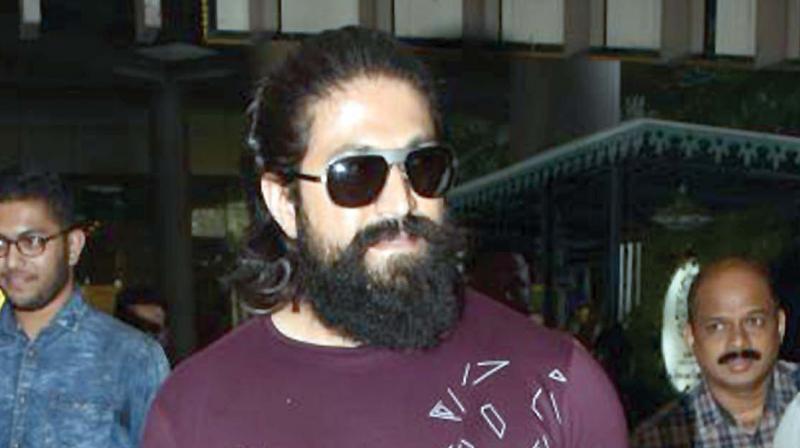 Actor Yash