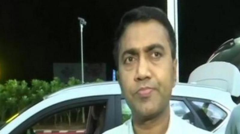 'The chief minister asked the personnel of his escort vehicle to help the traffic police clear the road blockade. He also left behind one of his vehicles with instructions to the personnel not to leave the place till normal vehicular movement was restored,' an official in the CMO said. (Photo: File)
