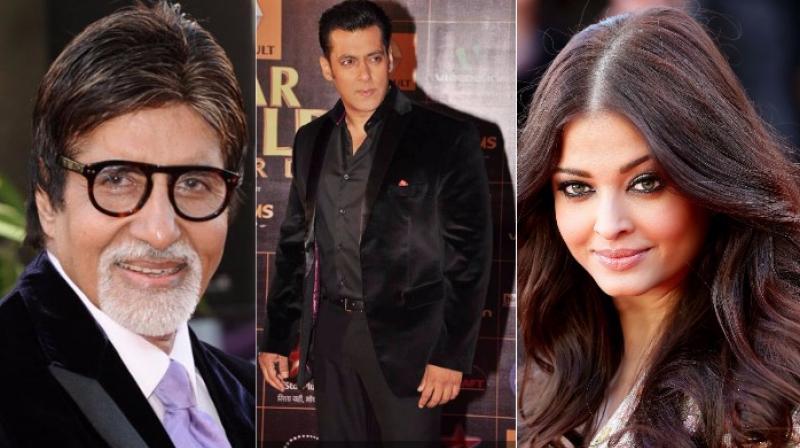 Amitabh Bachchan, Salman Khan, Aishwarya Rai, and others from Bollywood receive invitation to be Oscar members.