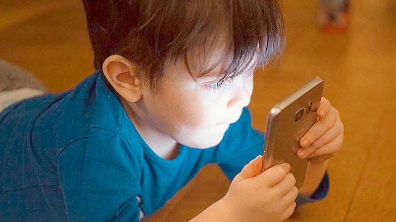 Children below five who tend to spend extended periods of time on their smartphones are at risk of adverse physical and mental effects, as per guidelines issued by the WHO.