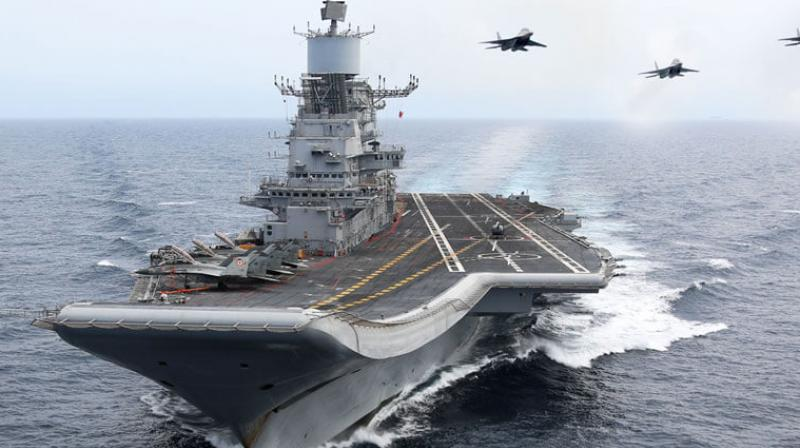 Held since 1994, it is the 24th edition of the annual exercise between the two countries. (Photo: Indian Navy)