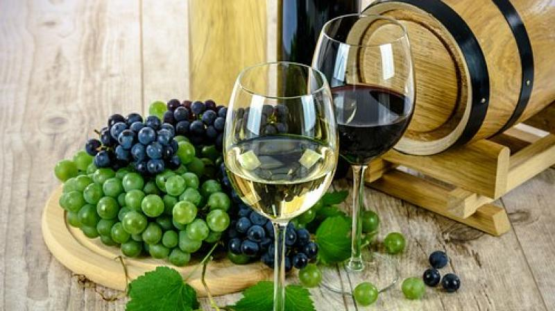 Wine is good for your oral health, fends of bacteria