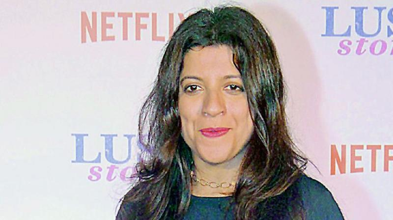 Zoya Akhtar has been inducted into the Oscars academy, along with Anupam Kher, Ritesh Batra and Anurag Kashyap