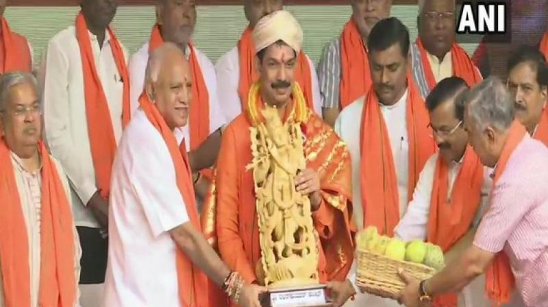 A building contractor by profession, Kateel has been an RSS worker since the age of 18 and started his political career in the BJP in 2004.  (Photo: ANI)