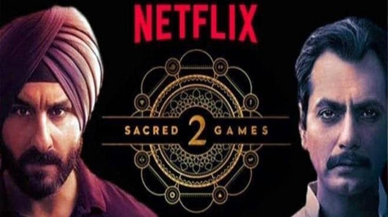 Tom Jerry is better than Sacred Games 2: Netizens bash Saif-Nawaz's Netflix series