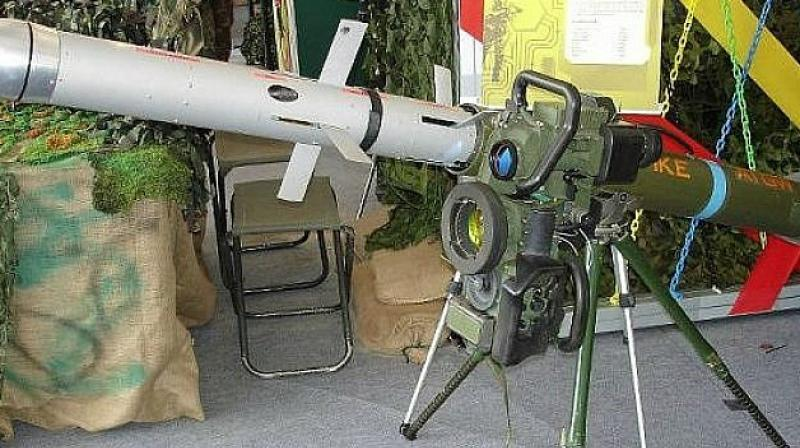General Rawat said the deal was scrapped after the state-run Defence Research and Development Organisation (DRDO) offered to manufacture similar missiles in line with Prime Minister Narendra Modi's 'Make in India' initiative. (Photo: Wikimedia Commons)