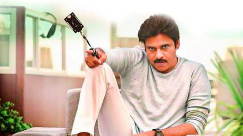 Pawan Kalyan's upcoming film with Trivikram titled 'Agnathavaasi'