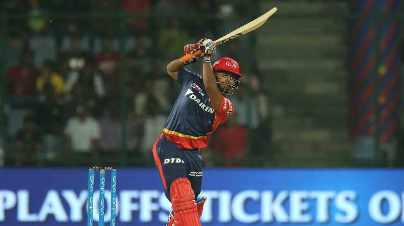 Lauding Pant's knock, Mumbai Indians captain Rohit Sharma said he would change the team combination in the next game. (Photo: BCCI)