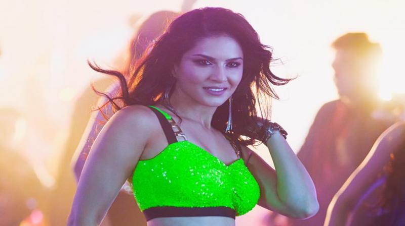 Sunny Leone.