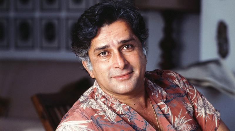 Veteran actor Shashi Kapoor no more