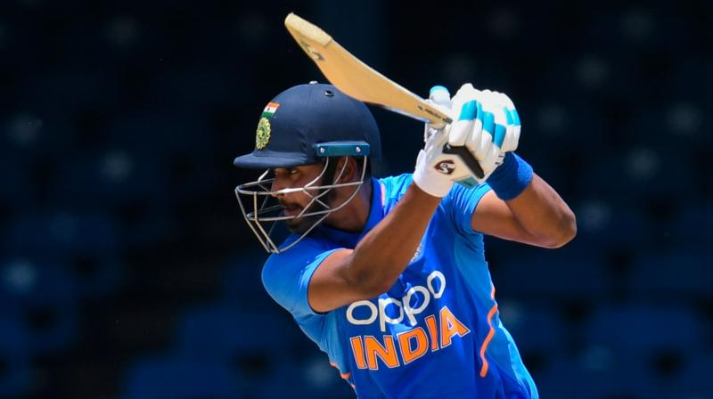It is up to Shreyas to prove his worth by performing consistently. (Photo: AFP)