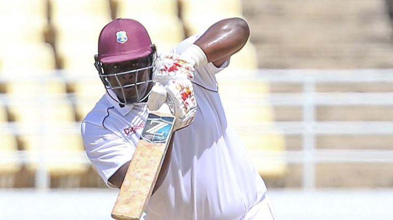 The 26-year-old Antigua-born all-rounder is being under the care of a special team to be physically fit, according to Ricky Skerritt, the president of the CWI. (Photo: Twitter)