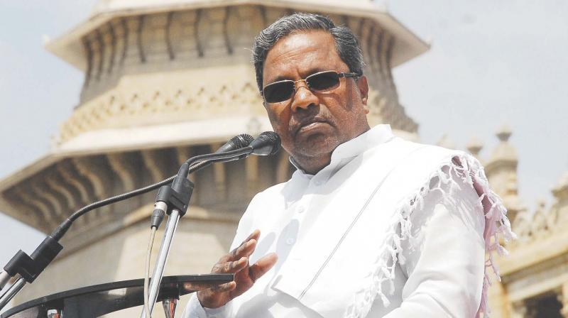 """Siddaramaiah criticised the Prime Minister for not visiting the flood-hit areas in the state, saying: """"We are not opposed to his foreign tours, but what should be the priority? I don't know why such a neglect or contempt towards Karnataka."""" (Photo: File)"""