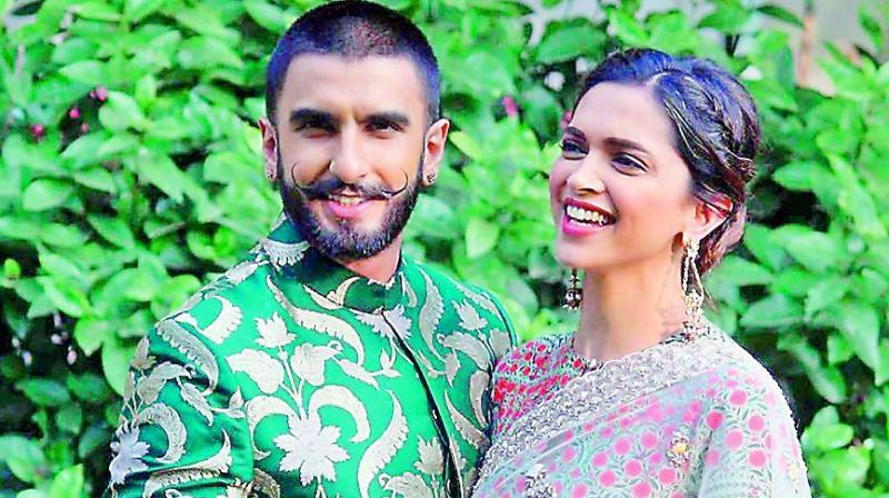 Image result for Deepika-Ranveer wedding on Nov 14-15