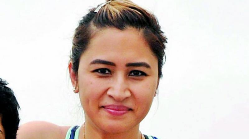 Badminton player Jwala Gutta