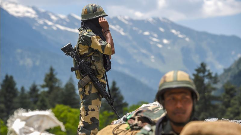 Indian soldiers in LAC given full freedom to hit back at Chinese