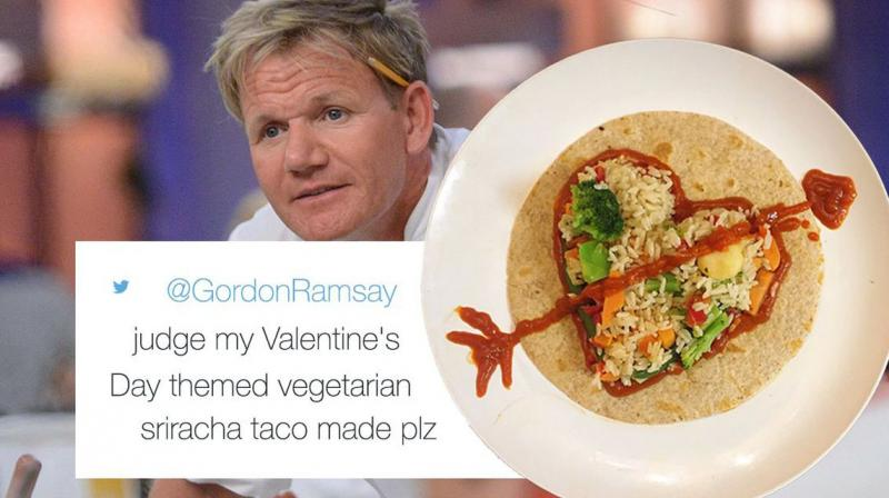 Gordon ramsay hilariously roasts peoples cooking attempts on social gordon ramsay left no stone unturned to pull people apart while offering his food critique on forumfinder Images