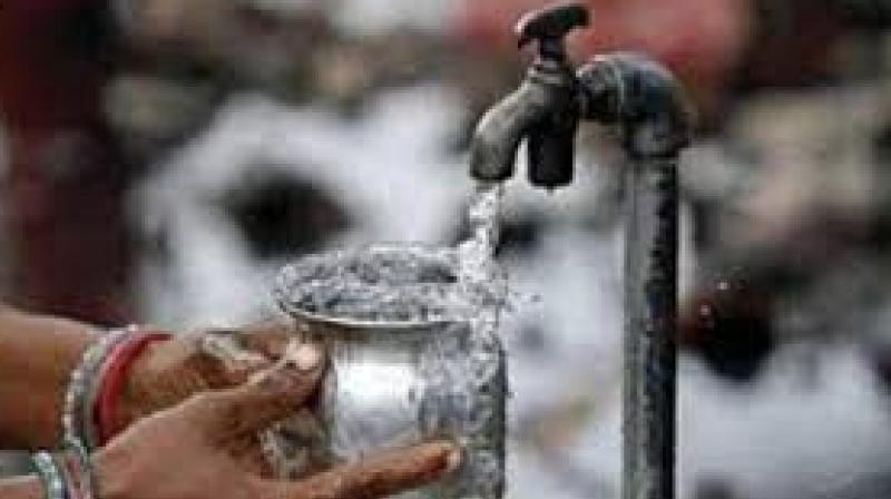 Following complaints, Water Board officials turned up in the area and promised residents that they would supply water on alternate days with good pressure. (Representional Image)