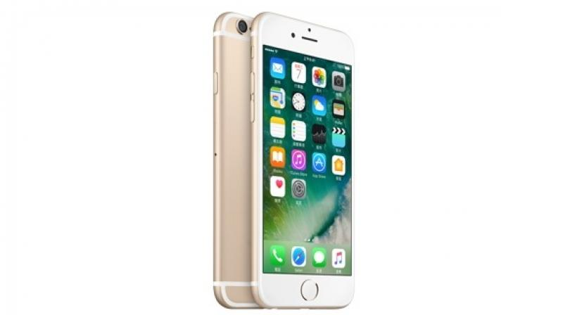iPhone 6 (2017) 32GB in gold colour