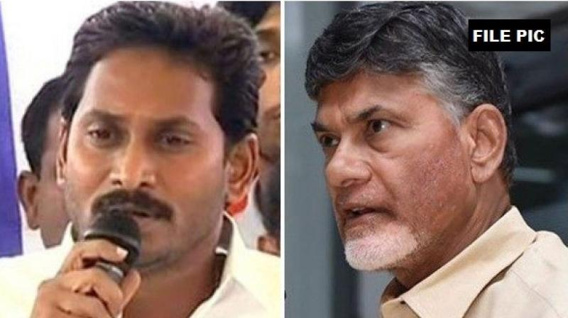 In an unusual political development, BJP Rajya Sabha MP Srujuna Chaudhary on Saturday alleged that Chief Minister Jagan Mohan Reddy was taking revenge from his predecessor Chandrababu Naidu. (Photo: File)