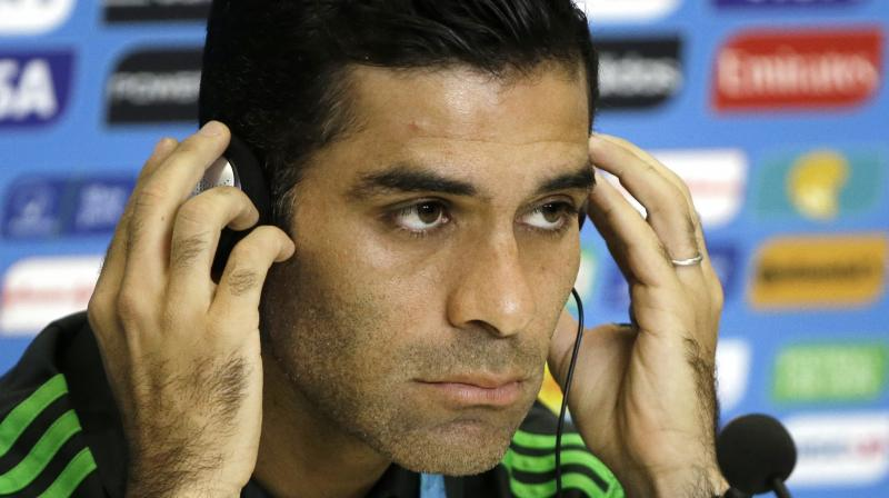 Rafael Marquez was one of a generation of Mexican players hailed as