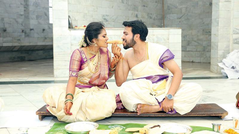 Jayashree Arun Kumar and Abhinav Bargur.
