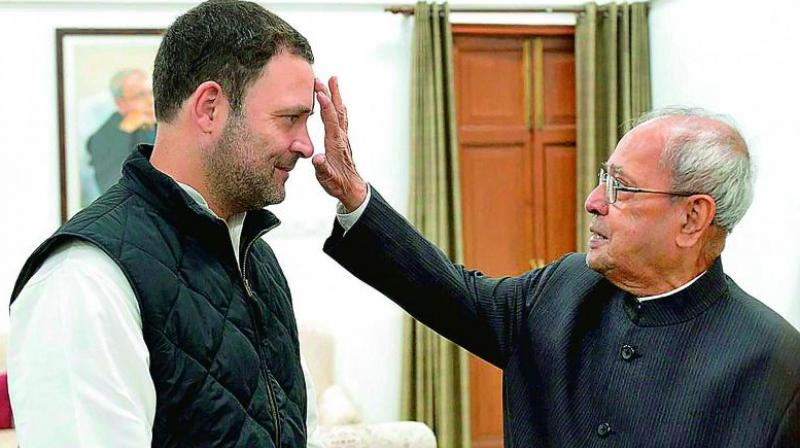 pranab mukherjee arvind kejriwal not invited for rahul gandhi s
