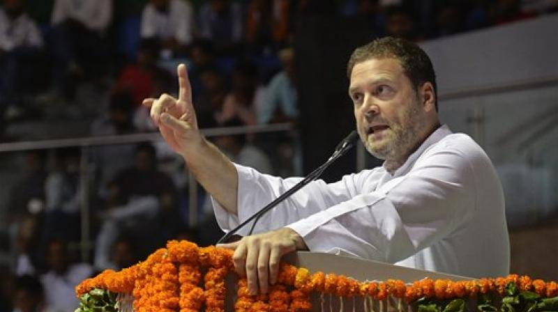 RSS defamation case: Rahul Gandhi to appear in Maharashtra court today