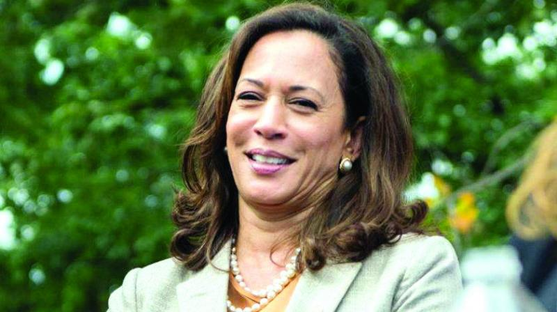 Harris said, 'We cannot allow people to start parsing and pointing fingers and creating hierarchies among immigrants.' (Photo: File)